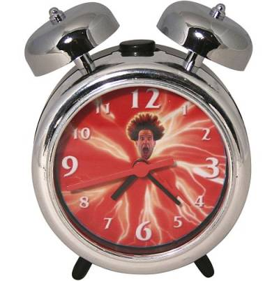 shocking alarm clock Shocking Alarm Clock   virtaa heti aamusta
