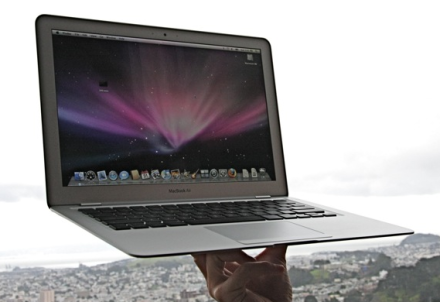 airreview Macbook Air  arvostelu