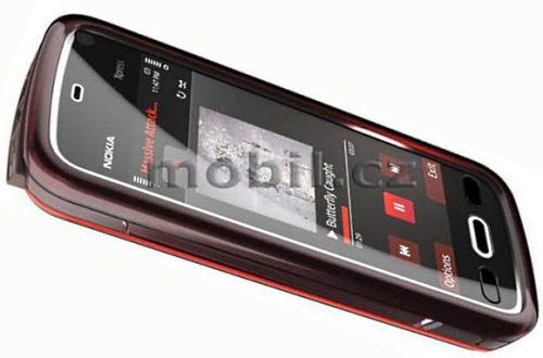 5800 tube Nokia 5800 XpressMusic Tube