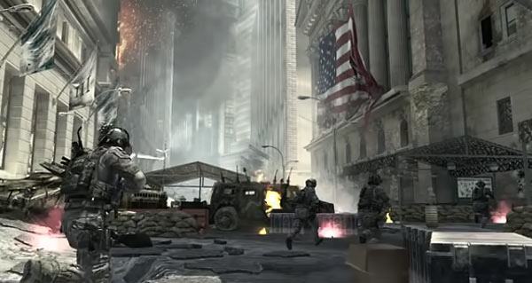 mw3 Call of Duty: Modern Warfare 3 traileri