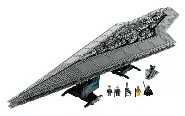 sw LEGO Super Star Destroyer Executor