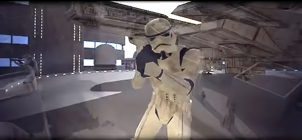 cod4sw Call of Duty 4: Galactic Warfare Star Wars   modilla peli paremmaksi